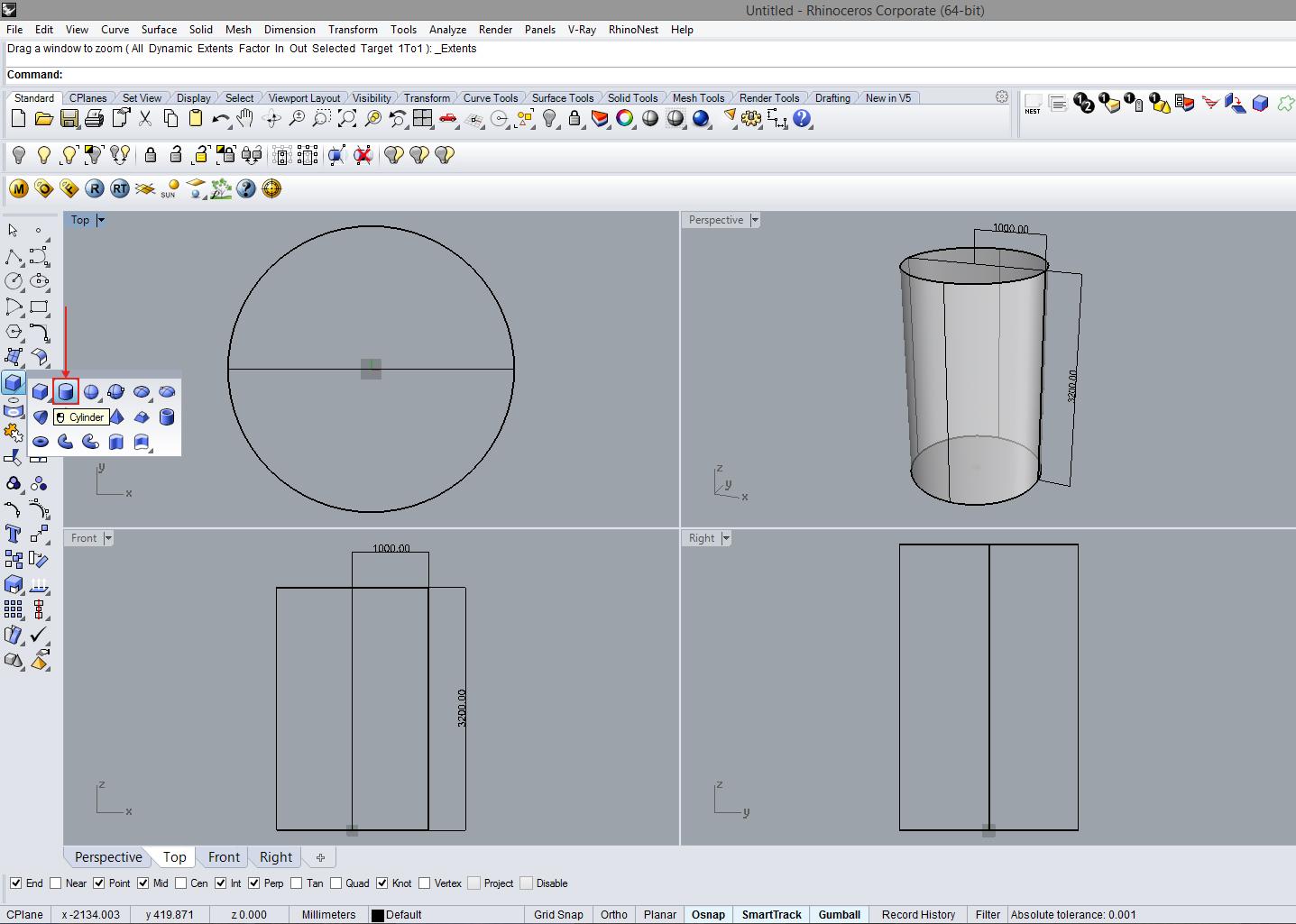 Disegnare Una Scala A Chiocciola tutorial] modellare una scala a chiocciola - corsi rhino